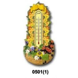 0501 Termometr kuchenny Słoneczniki