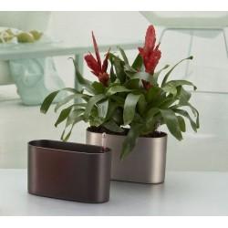 Doniczka z systemem nawadniania Oval Flower Pot