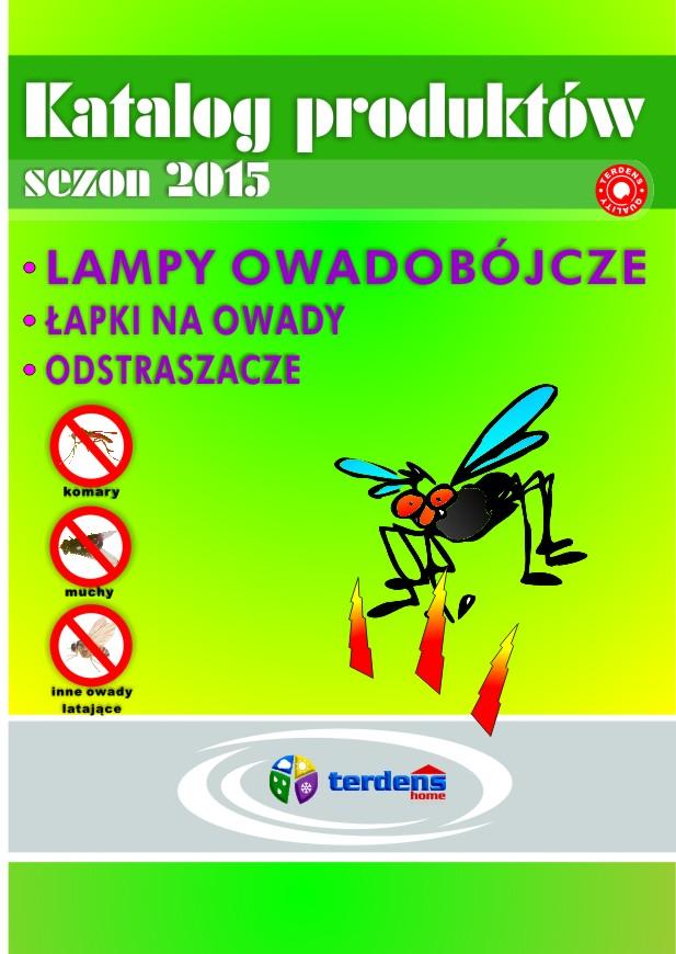 Katalog Lampy Owadobojcze