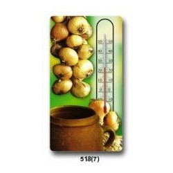 0518 Termometr kuchenny Czosnek
