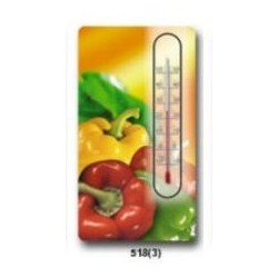 0518 Termometr kuchenny Papryka