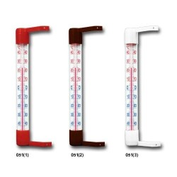 0051 Termometr zewnętrzny zaokienny 19,5 cm