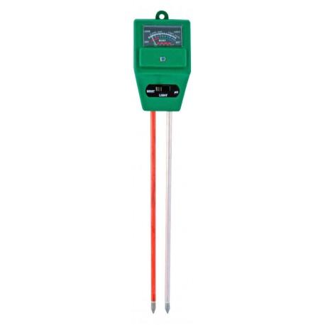 Wilgotnościomierz + pH-metr Combo 2w1