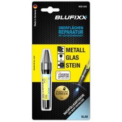 Wkład do zestawu naprawczego METAL,SZKŁO,KAMIEŃ bezbarwny BLUFIXX