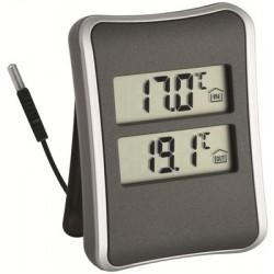 Cyfrowy termometr wewnętrzny i zewnętrzny TFA 30.1044